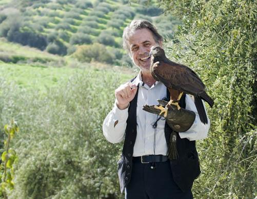 Νίκος Ψιλάκης Γεράκι, γερακάρηδες,  Ιερακάριοι, κυνηγετικά γεράκια