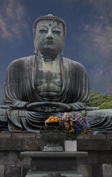 Βούδας στο ιερό Καμάκουρα, Ιαπωνία, Λευκάδιος Χερν