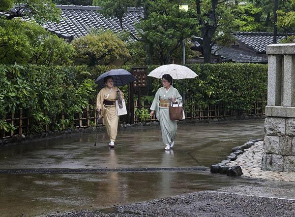Ιαπωνία, γκέισσες, Λευκάδιος Χερν, Κουιζούμι
