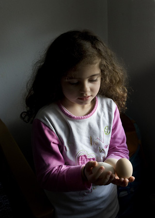 Πασχαλινά αυγά Γρεβενά Easter eggs Greece