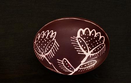 Κόκκινο αυγό Γρεβενά Περδίκες Πάσχα Red egg Easter Grevena