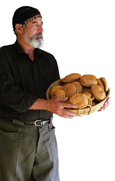 karmanor.gr cretan diet κρητικός κρητική διατροφή ψωμί bread